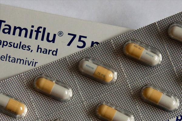 Тамифлю от гриппа