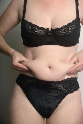 Похудеть в одном месте?