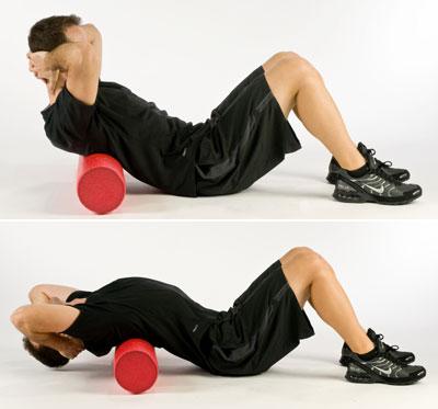 Развитие гибкости грудного отдела позвоночника