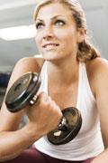 Соотношение силы разных мышц тела