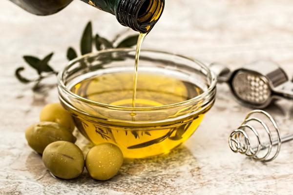 Оливковое масло в заморозке