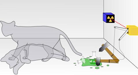 Квантовый кот Шрёдингера