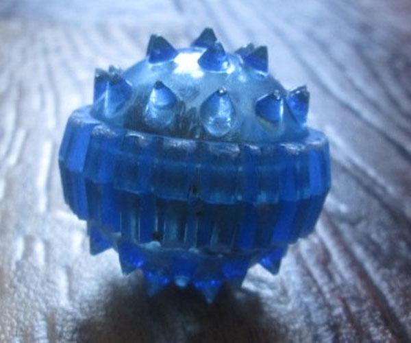 Шиповатый шарик от плоскостопия