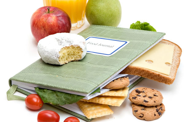 Ведите дневник питания