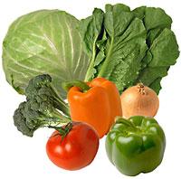 Гантельная гимнастика и вегетарианство