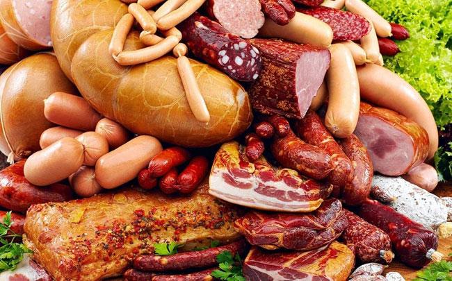 Пищевые добавки E в колбасных изделиях