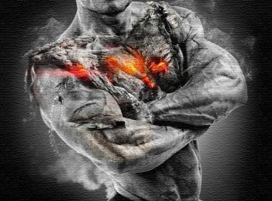 Боль в мышцах после тренировки, крепатура