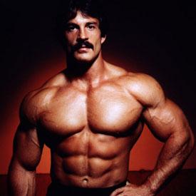 Мышечная масса. Майк Ментцер.