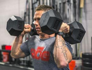 Похудеть. Силовой тренинг.