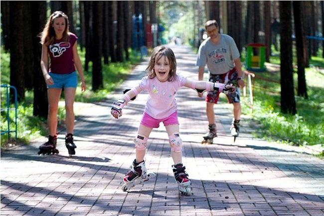 Детский спорт - обязанность родителей