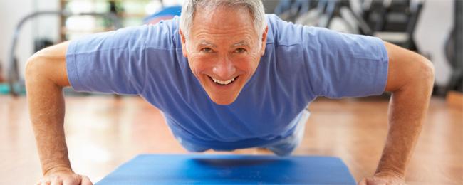 Зачем нужен силовой фитнес после 35 лет