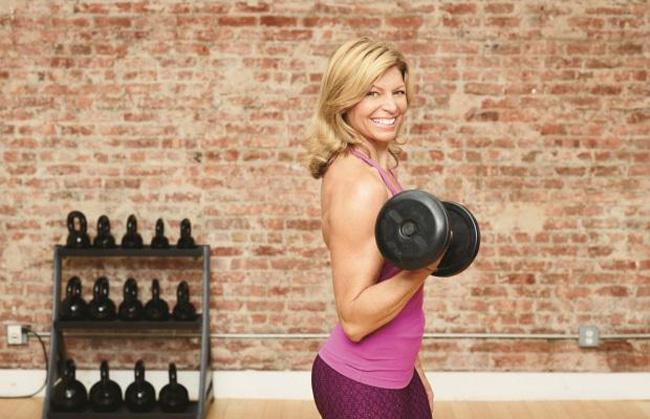 Фитнес для женщин за 40