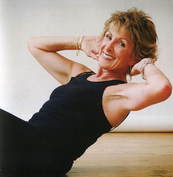 Женский фитнес за 40