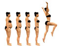 Можно ли сначала набрать мышечную массу, а потом похудеть?