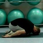 Комплекс упражнений для спины. Расслабление и самомассаж.