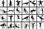 15 нестандартных упражнений для Ваших тренировок