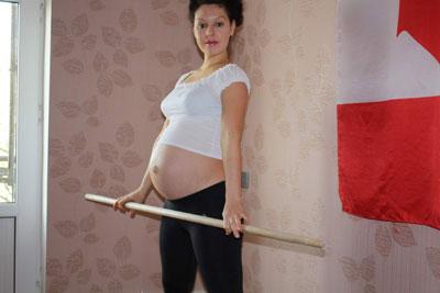 Комплекс упражнений для беременных женщин