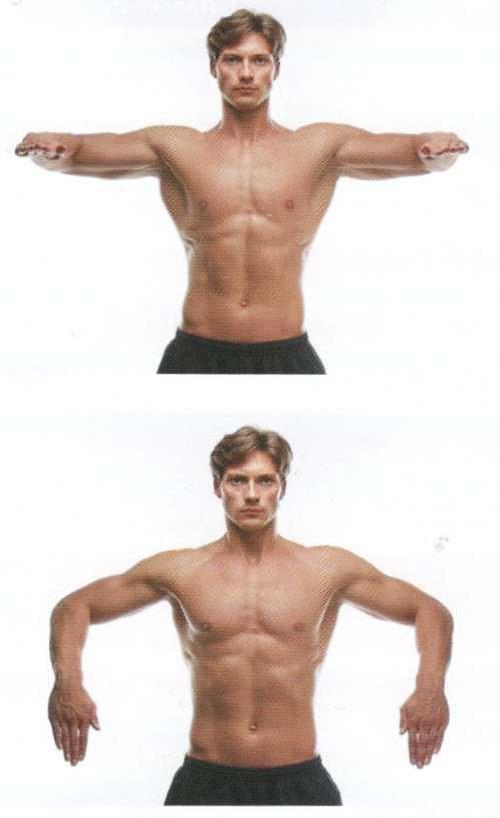 Пронация плеча