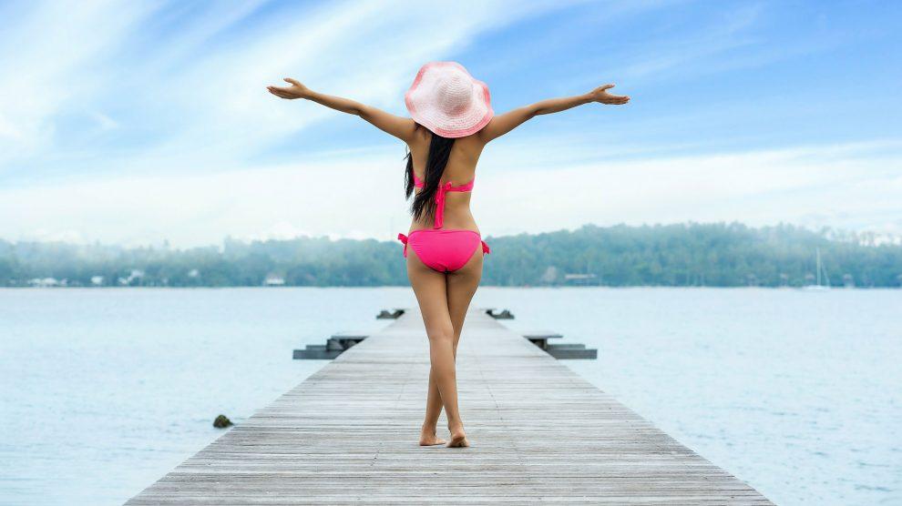 Как тренироваться в отпуске