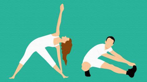 Ошибки в развитии гибкости