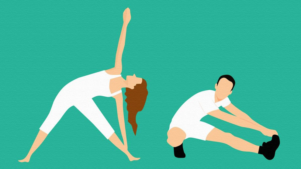 Упражнения на пресс и спину при грыжах позвоночника