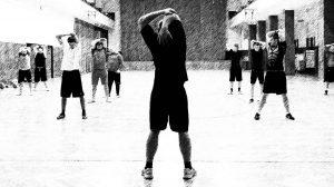 Разминка перед тренировкой гибкости