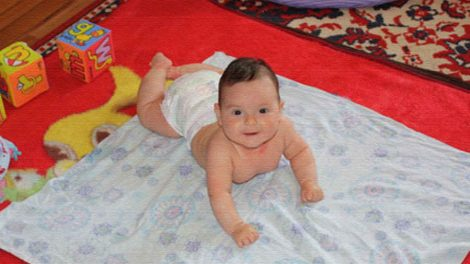 Фитнес с самого рождения