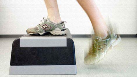Степ-тест фитнес