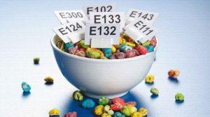 Пищевые добавки E
