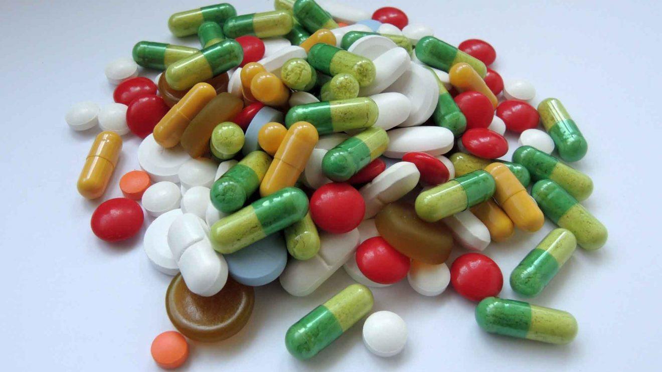Витамины. Небольшой обзор.