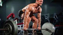 Жжение в мышцах на тренировке
