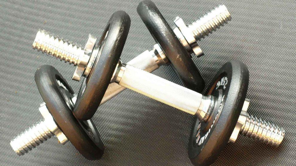 Упражнения с гантелями программа тренировок в домашних условиях