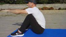Ситап, упражнение для мышц пресса