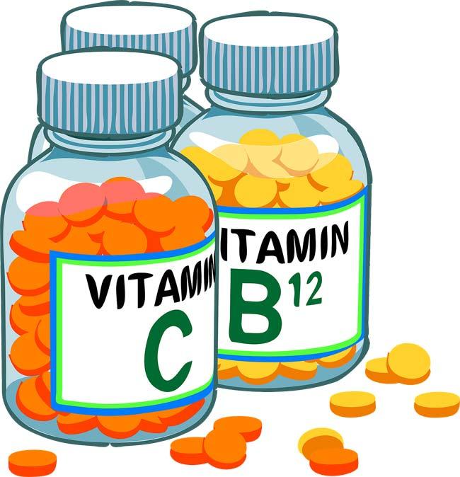 Спортивное питание. Витамины и минералы.