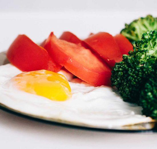 Рецепты на завтрак для желающих похудеть
