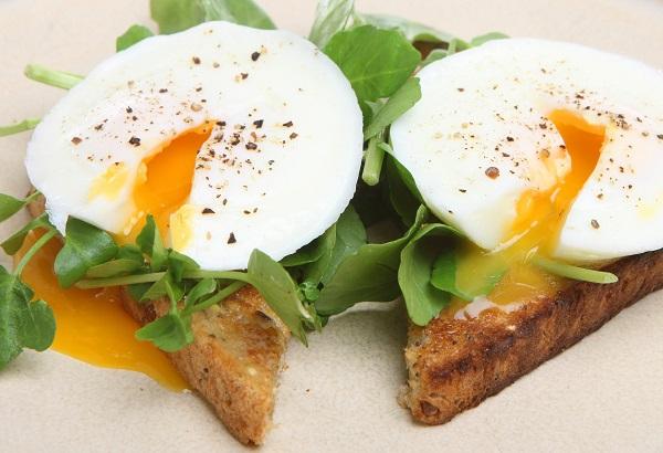 Рецепты из яиц. Яйца пашот