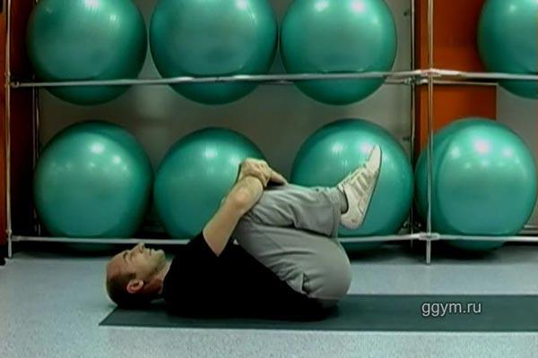 Комплекс упражнений для спины. Самомассаж и расслабление.
