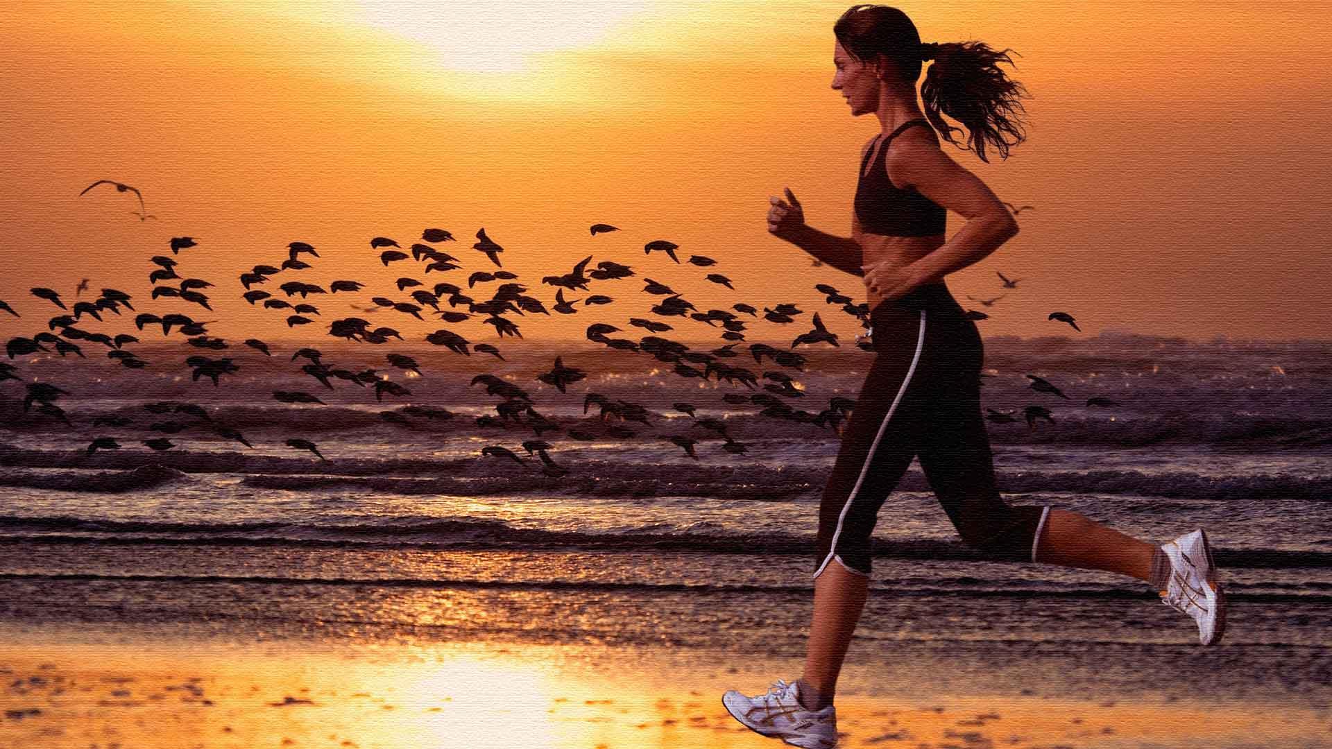 Женская мотивация в фитнесе