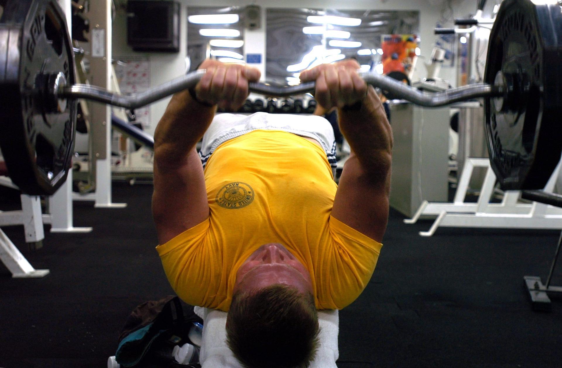 Комплекс упражнений для тренажерного зала