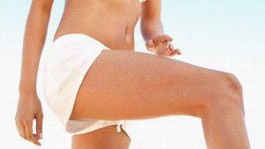 Как уменьшить мышцы на руках, бёдрах, голени
