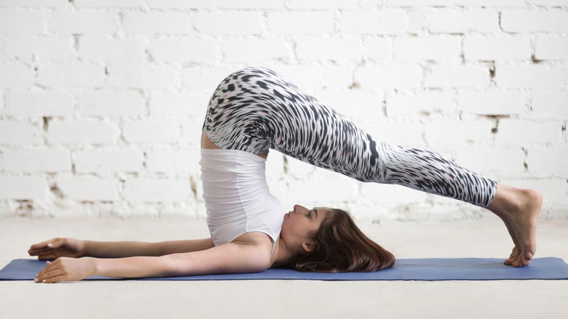 Четыре опасных упражнения для растяжки мышц