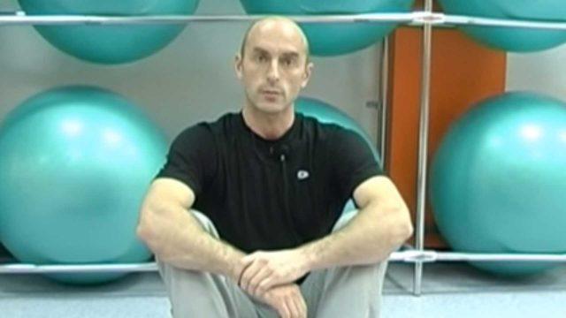 Растяжка мышц методом расслабления