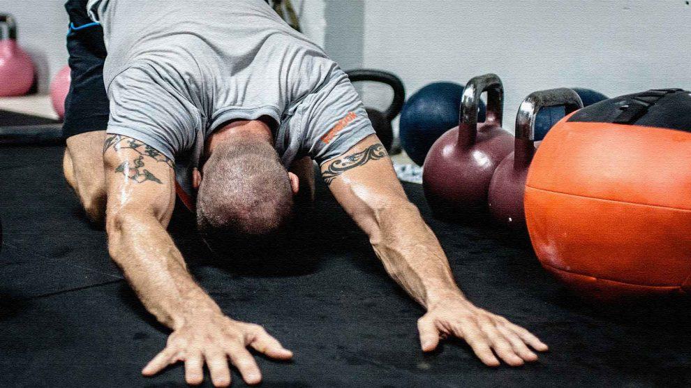 Три очень полезных упражнения на гибкость