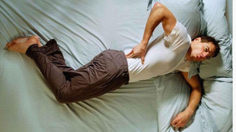 Болит спина? Возможные причины.