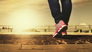 Личный опыт занятий оздоровительной ходьбой