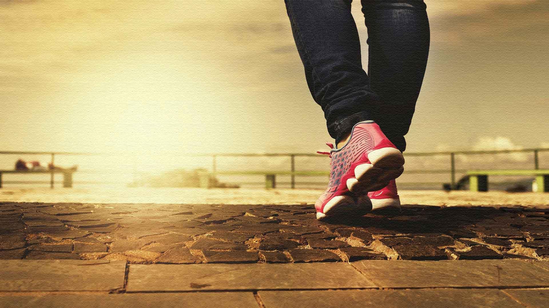 Пешком ходить долго жить