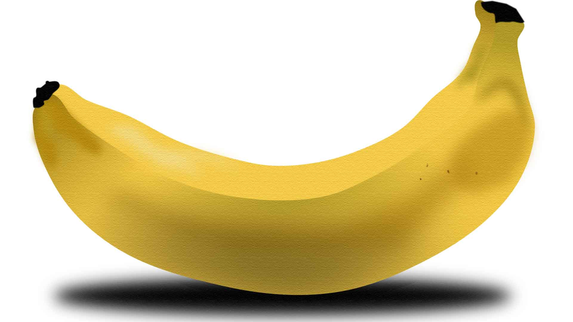 Сколько калорий в двух бананах