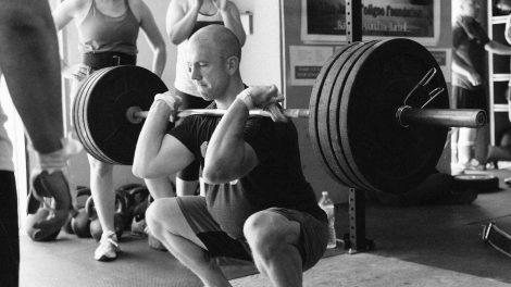 С каких упражнений лучше начинать тренировку