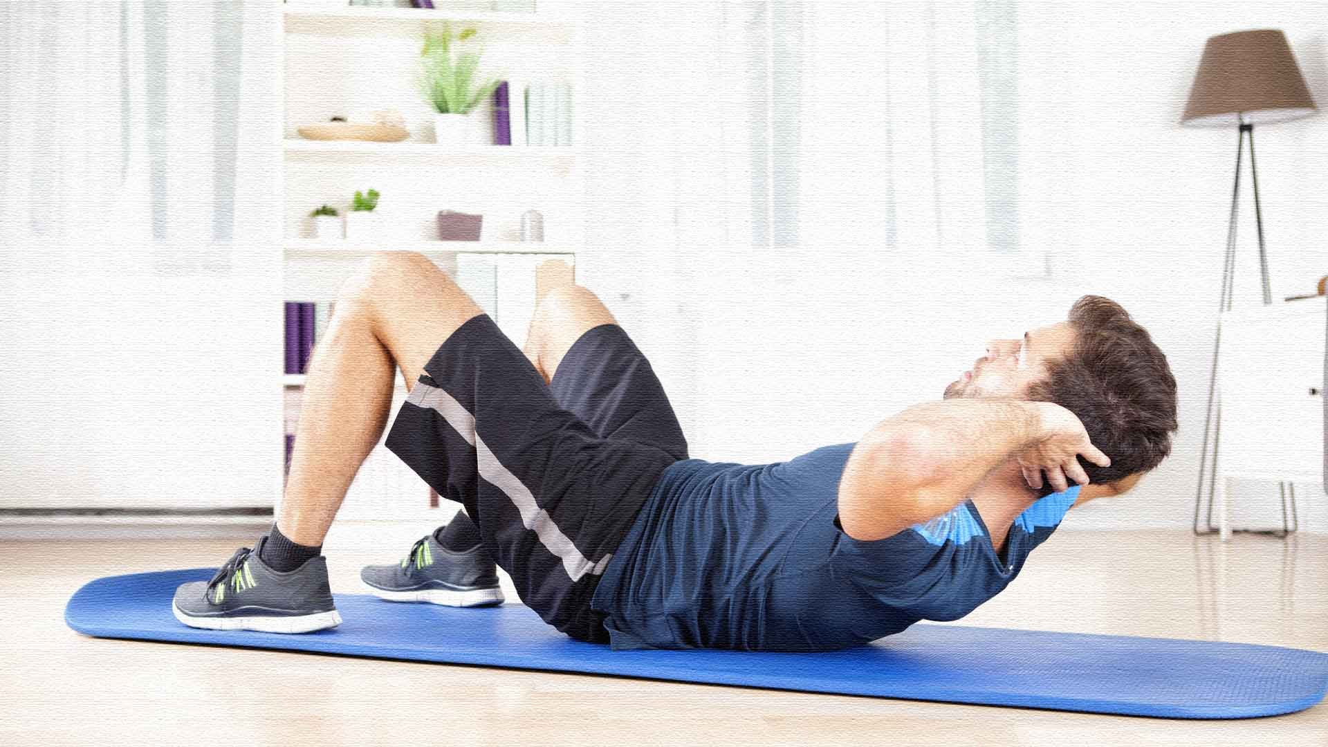 Упражнения для быстрого похудения в домашних условиях