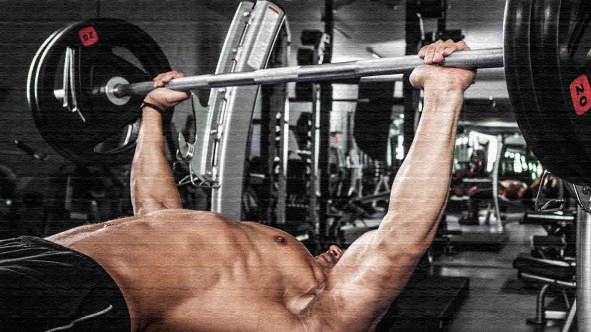 Жим лежа – какие мышцы работают при разных хватах и наклонах